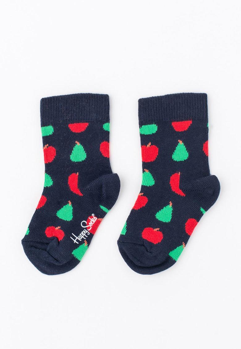 Happy Socks Sosete cu imprimeu cu fructe