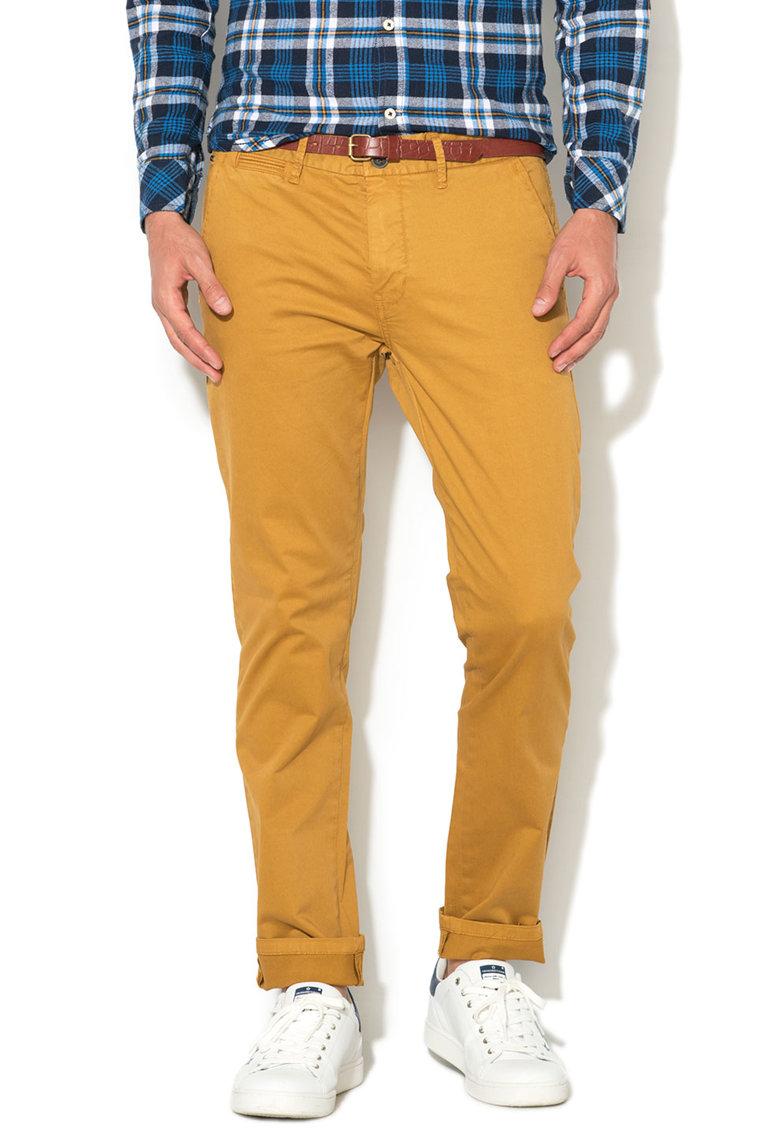 Pantaloni chino slim f Alcott