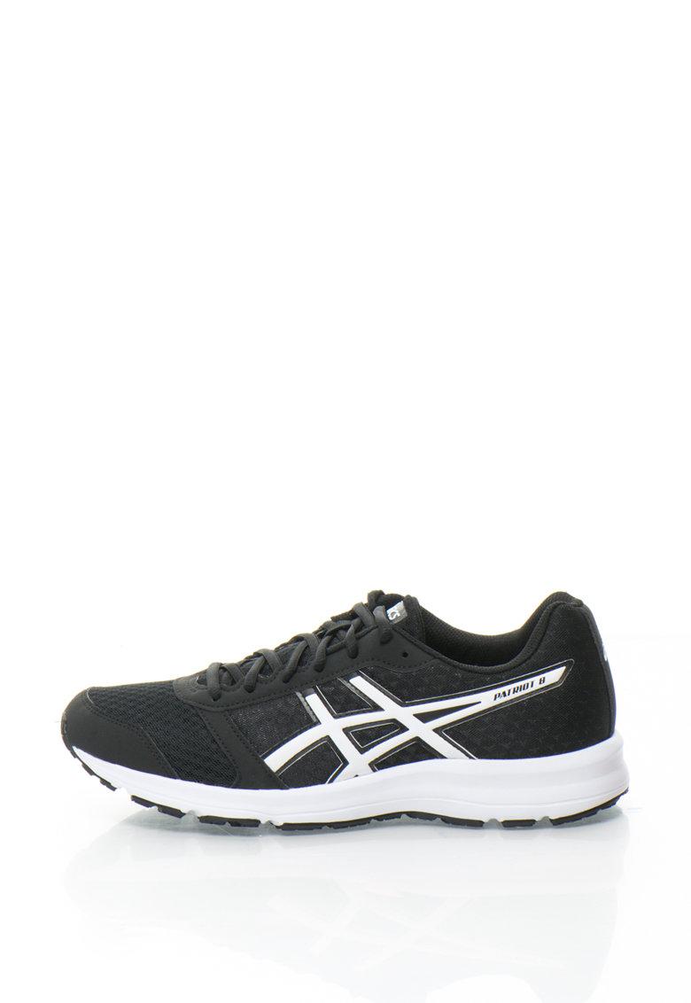 Pantofi sport cu aspect texturat Patriot 8 de la Asics – T619N-9001