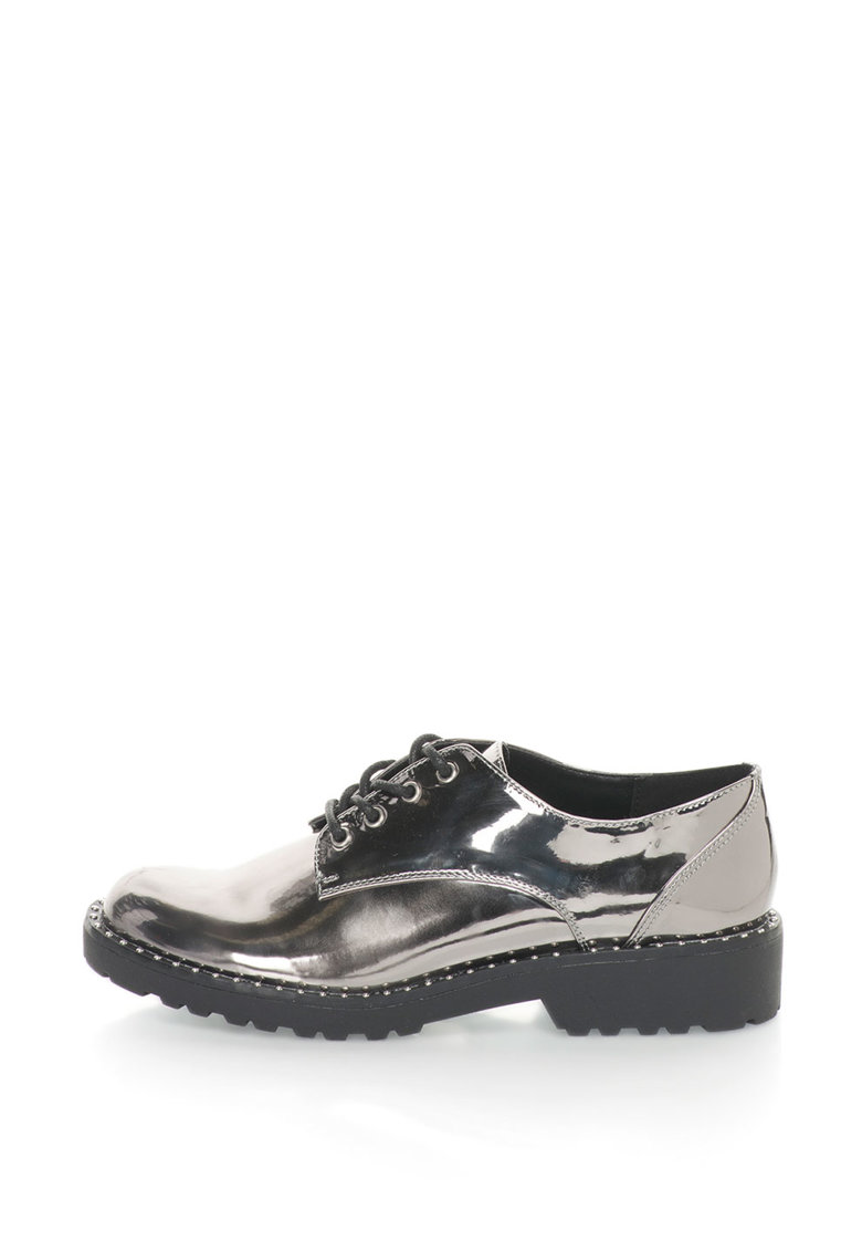 Pantofi derby lacuiti Oceaclya