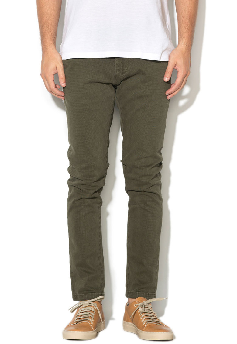 Zee Lane Denim Pantaloni chino cu buline