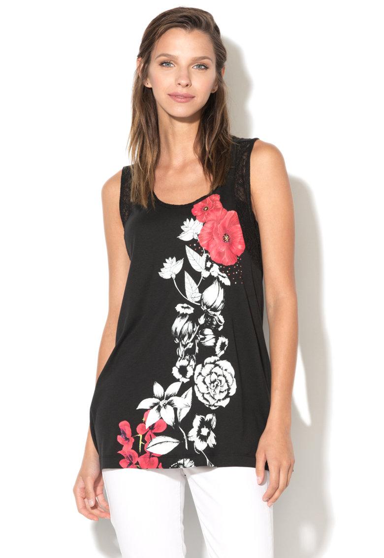 DESIGUAL Bluza cu imprimeu floral Annie