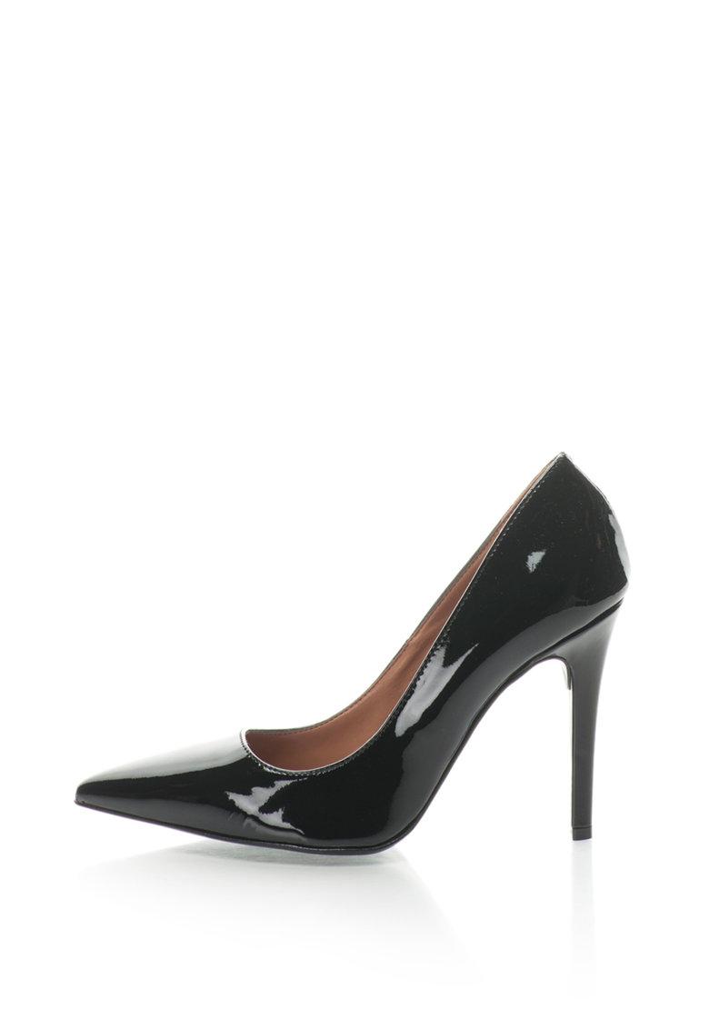 Zee Lane Pantofi stiletto de piele lacuita