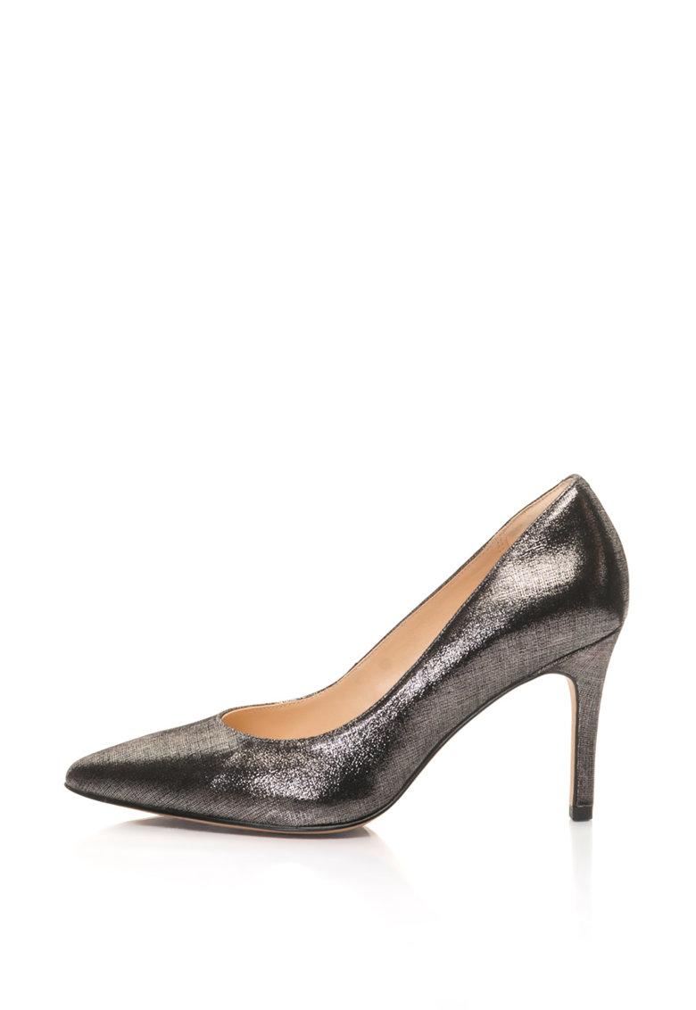 Pantofi de piele Dinah Keer de la Clarks