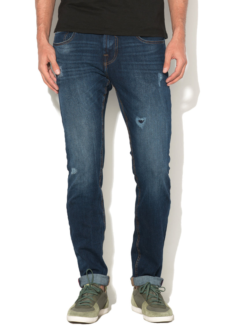 GUESS JEANS Blugi skinny Chris
