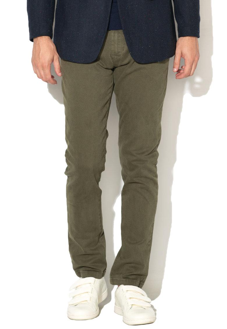 Pantaloni chino de la Zee Lane Denim