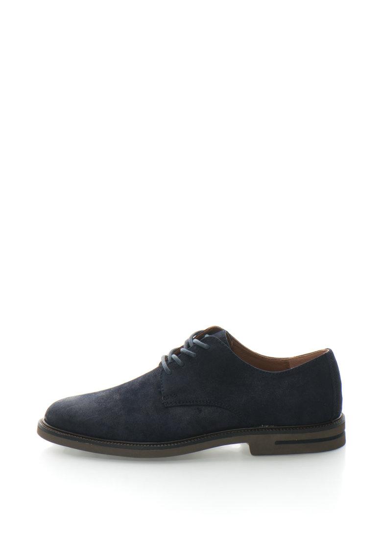 Pantofi derby de piele intoarsa Torian de la Polo Ralph Lauren