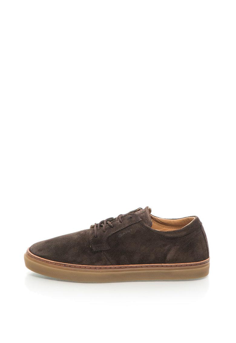 Gant Pantofi casual de piele intoarsa Bari