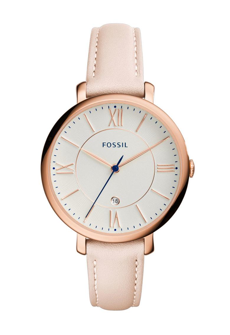 Ceas cu data Jacqueline de la Fossil