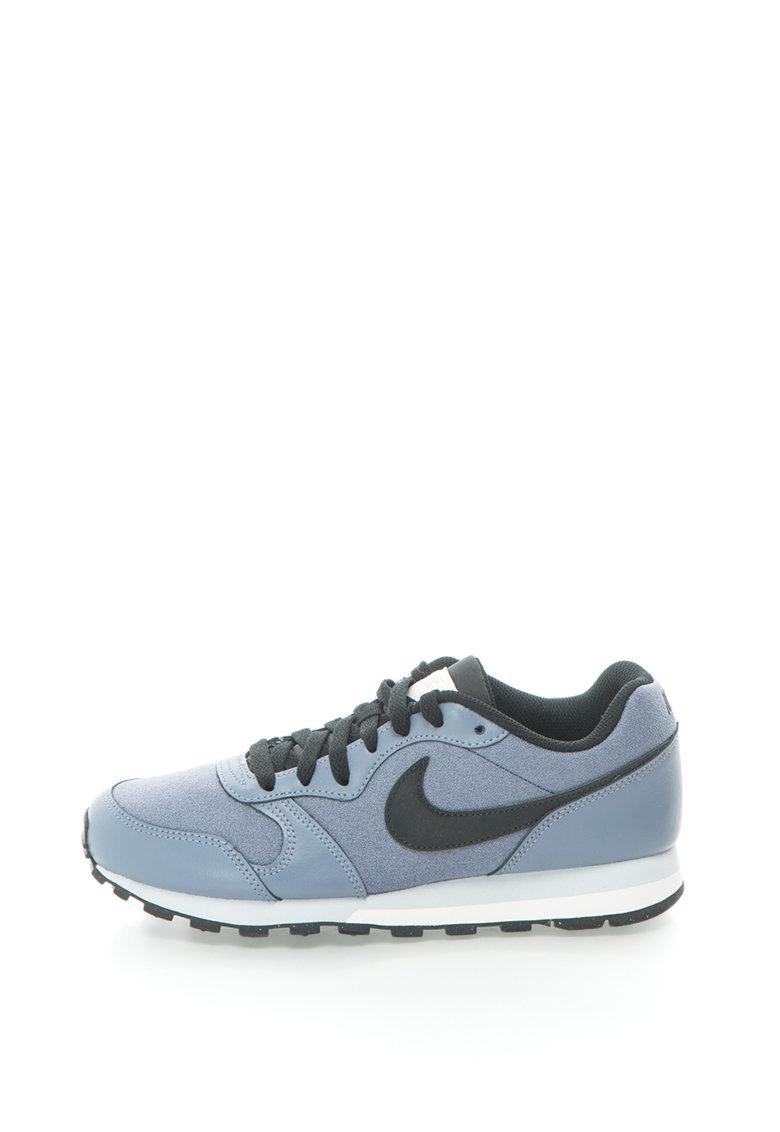 Pantofi sport cu garnituri de piele intoarsa MD Runner 2 de la Nike – 749869-406