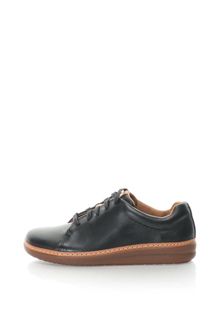 Clarks Pantofit casual de piele Amberlee Crest