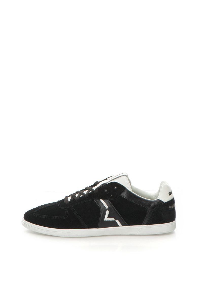 Pantofi sport de piele cu talpa joasa S-Alloy de la Diesel – Y01588-PR216-T8013