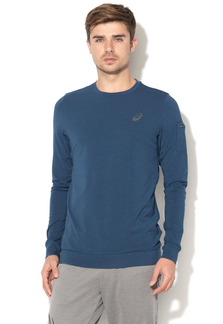 Bluza cu decolteu la baza gatului pentru fitness de la Asics