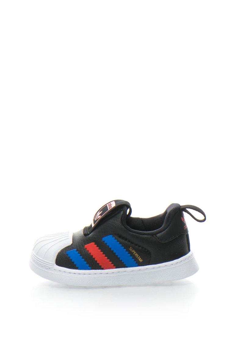 Adidas ORIGINALS Pantaloni slip on Superstar 360 I