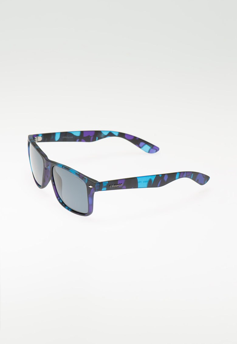Ochelari De Soare Polarizati Cu Model Abstract