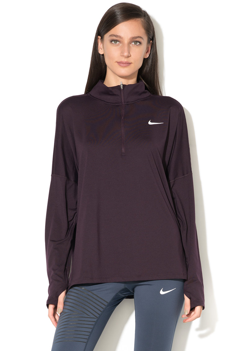 Bluza sport cu maneci ample de la Nike