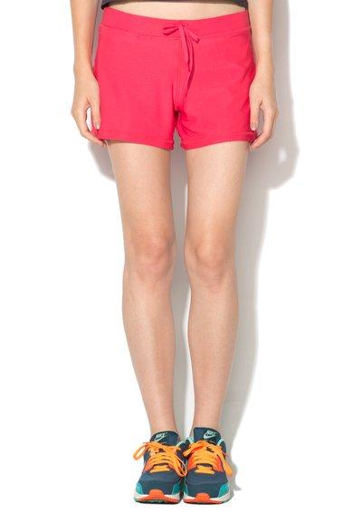 Pantaloni Scurti Roz Aprins Pentru Tenis