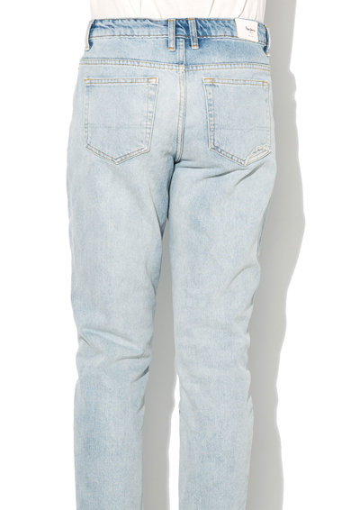 Pepe Jeans London Jeansi drepti bleu regular fit Heidi Femei