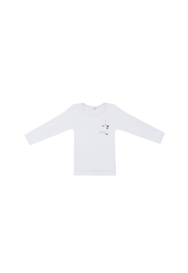 Bluza cu imprimeu grafic thumbnail