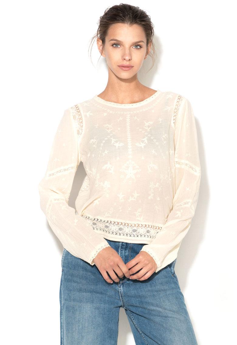 Lindsey Ing Csipkével   Hímzésse - Pepe Jeans London (PL302185-806) aa6ec0c848