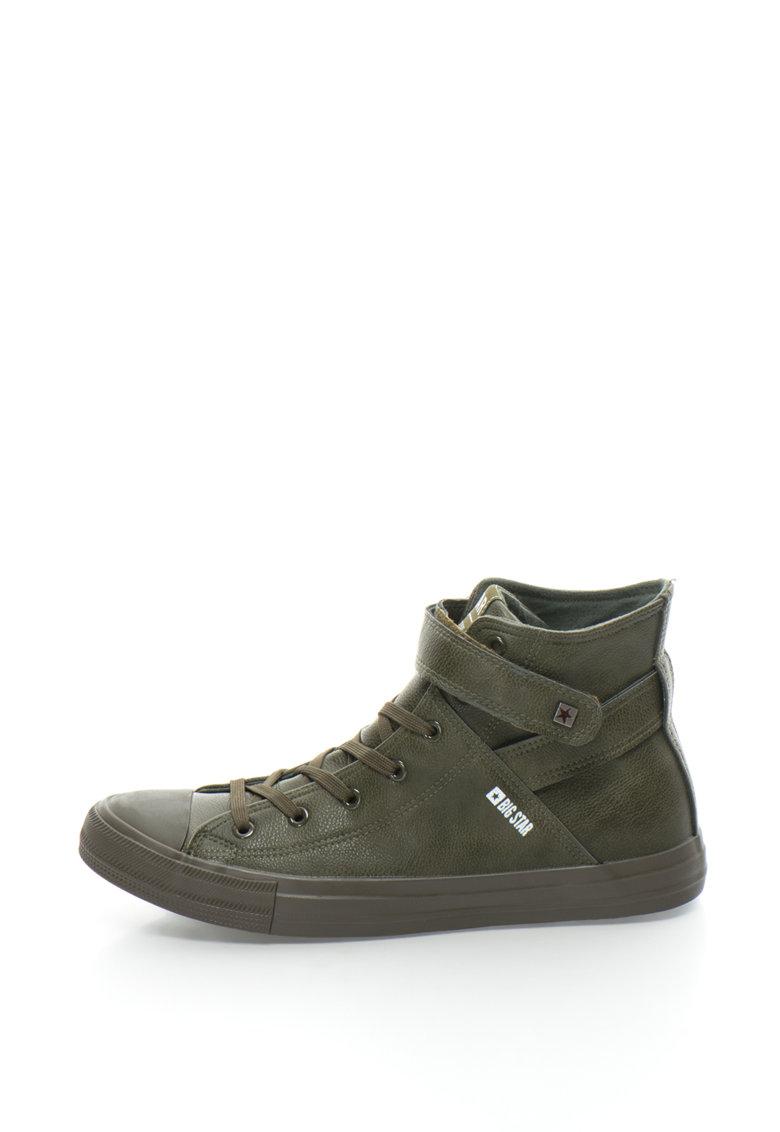 Pantofi sport inalti de piele sintetica thumbnail