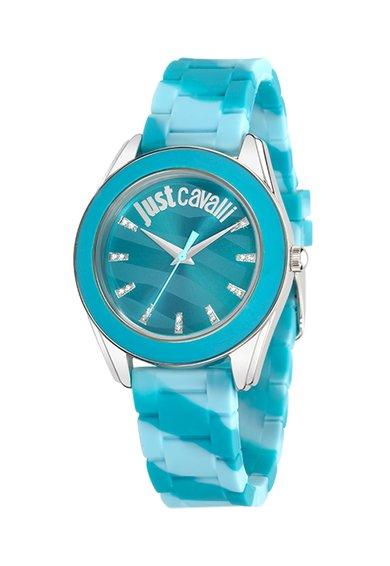 Just Cavalli Ceas albastru Just Dream