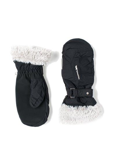 Manusi negre Snow de la Trespass