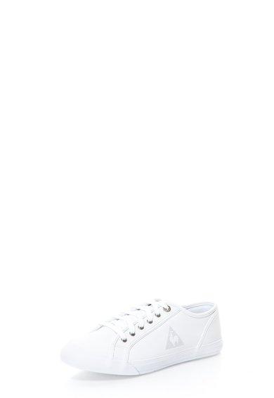 Tenisi albi din piele Deauville Plus de la Le Coq Sportif