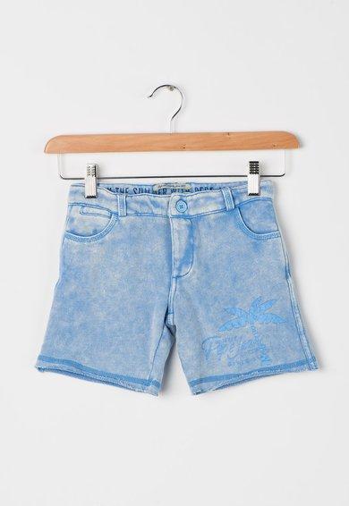 FashionDays.ro: Pantaloni scurti bleu Fraser Pepe Jeans London