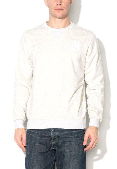 Bluza sport alb unt melange de la Umbro