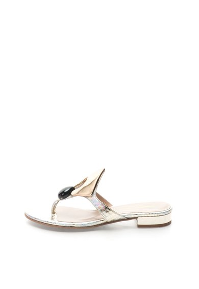 Papuci flip-flop multicolori