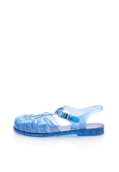 Sandale cauciucate bleumarin Calobra