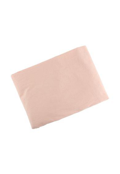 Leunelle Cearsaf roz garoafa cu elastic