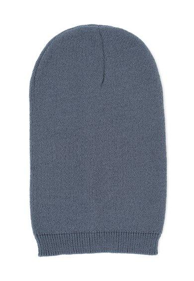 Caciula tricotata gri carbune Liza de la Big Star
