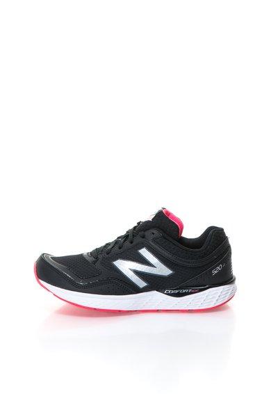 New Balance Pantofi negri pentru alergat 520