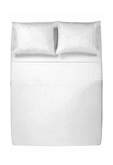 NAF NAF linge de maison Cearsaf alb pentru pat