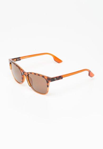 Mcq Alexander McQueen Ochelari de soare oranj tortoise transparent