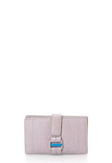 FashionDays.ro: Portofel lila prafuit de piele Piquadro