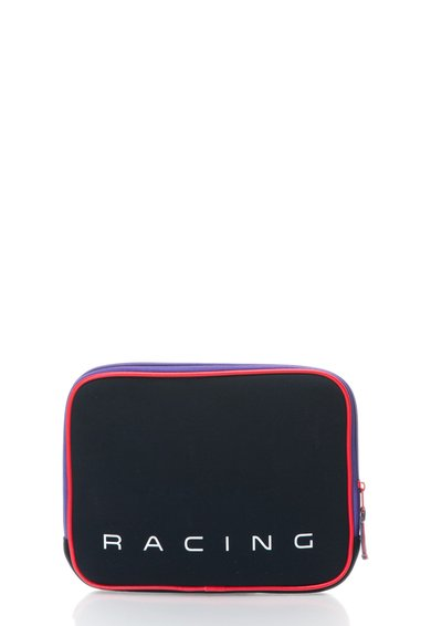 Husa bleumarin inchis pentru iPad Red Bull Racing de la Pepe Jeans London