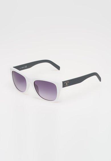 Ochelari de soare alb cu gri