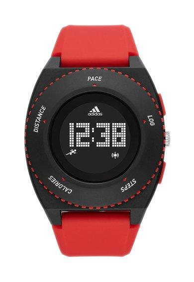 FashionDays.ro: Ceas cronograf digital rosu mat cu negru Sprung adidas