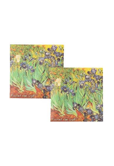 Set de saculeti parfumati Iris - 2 piese