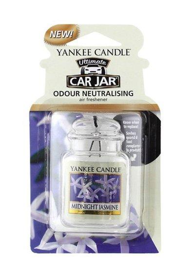 Yankee Candle Dezodorizant de masina Midnight Jasmine