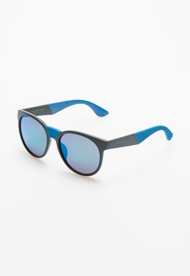 Ochelari de soare negru mat cu albastru mat de la Marc by Marc Jacobs