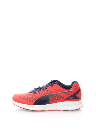 Puma Pantofi sport corai de plasa Ignite