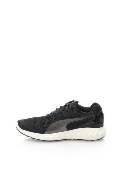 Pantofi sport negri Ignite Ultimate de la Puma