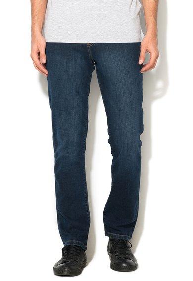 FashionDays.ro: Jeansi conici slim fit albastru inchis Roger 774 Big Star