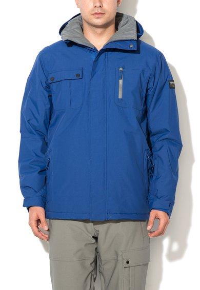FashionDays.ro: Jacheta pentru sporturi de iarna albastru royal Quiksilver