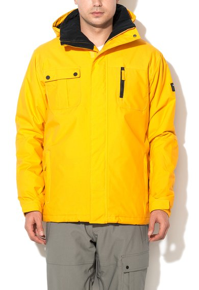 FashionDays.ro: Jacheta pentru sporturi de iarna galben chihlimbar Quiksilver