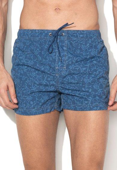Pantaloni scurti de baie albastri cu husa Elmoore de la Pepe Jeans London